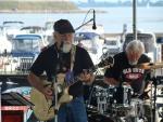 Dan Desjardins and Gary Clark Rockin the Kingston Waterfront