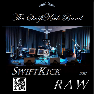 The SwiftKick Band CD-cover-graphic-300x300 SwiftKick RAW 2017 CD Released