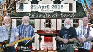 The SwiftKick Band the-ports-21apr2018-300x169 Portsmouth Tavern - Kingston
