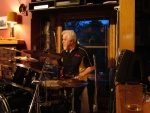 Gary Clark on Drums at RCHA